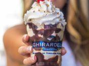 500 Free Ghirardelli Ice Cream Sundaes   Ghirardelli Square