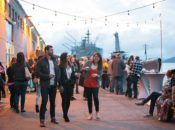 Historic Pier 45 Summer Movie Night & Free Popcorn