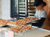 """""""Bake Cheese Tart"""" Grand Opening: Free Gift Cards & Tote Bags   SF"""