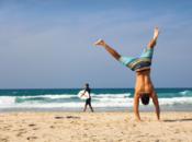 Free Community-led Ocean Beach Workout | SF