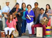 Free Outdoor Salsa Dance Party with Bululú | SoMa