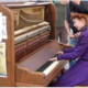 Pianos in the Plaza ft. Ramona Sidney Baker | Live in the Castro
