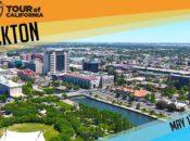 2018 Amgen Tour of California: Men's Stage 5 Start - Stockton