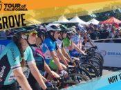 2018 Amgen Tour of California: Men's Stage 5 Finish / Women's Stage 1 - Elk Grove