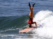 Santa Cruz Longboard Surf Contest | 2018