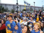 Huge Warriors vs. Rockets Game 7 Watch Party: $4 Beer + DJs | SoMa StrEat Food Park