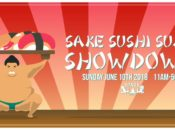 Sake Sushi Sumo Showdown | SPARK Social SF