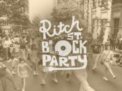 """Ritch St. Block Party"" Street Festival & Summer Jam 