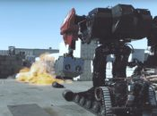 "$5 Off: ""MegaBots Live"" Insane Giant Fighting Robots Destroy Stuff 