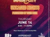 "Imprint City ""Uncaged Nights"" Free Concert Showcase 