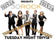 """30 Rock"" Pub Trivia Night | The Chapel"