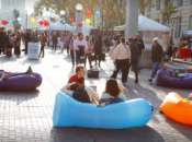 2019 Civic Center Commons Block Party | SF