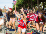 2018 World Cup Semifinals: Croatia vs. England Outdoor Big Screen Party | SF