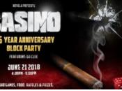 5 Year Anniversary Block Party: Casino Games, Food, Raffles & Prizes | SF