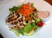 "Fowl Play's Grand Opening Week: Free ""Asian Chicken Salad"" 