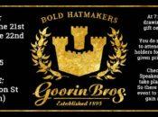 Underground Speakeasy & Pride Happy Hour at Goorin Bros. Hat Shop | North Beach