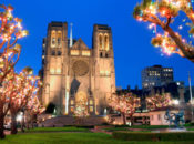 "Grace Cathedral's ""Sister Act"" Sing-Along Mass for Pride 