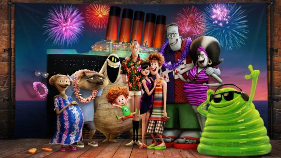 Free Sneak Preview Movie Hotel Transylvania 3 Summer Vacation