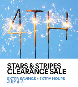 1fcf4fbd895a San Francisco Premium Outlets Kick Off  Clearance Sale