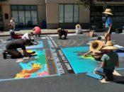 Italian Street Painting Festival | Marin