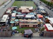 """Chomp"" Food Truck Festival, Mimosa Garden & Lawn Games | SF"