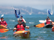 2019 SF Baykeeper Aquatic Parade | McCovey Cove