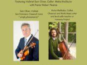 Harmony Project Bay Area Recital w/ SF Symphony's Violinist | Berkeley