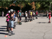 Free Outdoor Roller Skate Groove: Party, Music & Fun | SF