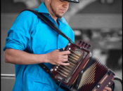 People in Plazas: Accordian Soul Music Concert | SF