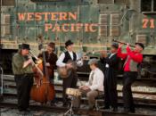 People in Plazas: Americana Concert   SF