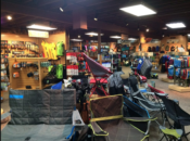 Outpost Camping Gear Pop-Up Sample Sale: 60% Off + Free Beer | SF