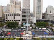 2018 Street Soccer USA Cup: Bay Area Celebrity Soccer Match | Union Square