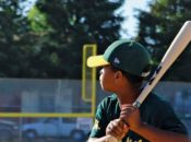 "Oakland A's ""Play Ball"" Sandlot-Style Baseball Festival Opening Day 