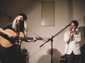 Breezy Folk-Pop & Harmonious Wanderlust: Stu Larsen & Natsuki Kurai | Swedish American Hall