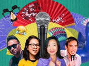 """Crazy Funny Asians"" East Bay Comedy Showcase 