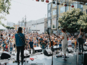 Noise Pop's 20th Street Block Party 2019 | SF
