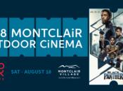 "2018 Montclair Free Outdoor Movie Night: ""Black Panther"" | Oakland"