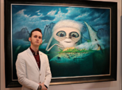 "Artist ""August Vilella"" Surreal Painting Exhibition & Reception Final Day 