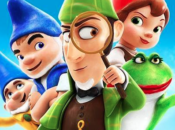 "Free Outdoor Family Movie Night ""Sherlock Gnomes"" | SF"