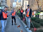 "2018 Citywide Cleanup Day ""SF Giant Sweep"" 