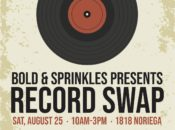 Free Admission Record Swap Day | SF