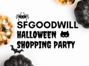 Goodwill's Halloween Costume Shopping Party & Free Popcorn | SF