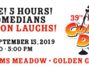 "2019 ""Comedy Day in the Park"" Free Festival 