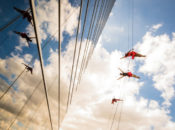 Hammer Plaza Celebration: Epic Aerial Dance & 17-foot U-Haul Show   San Jose