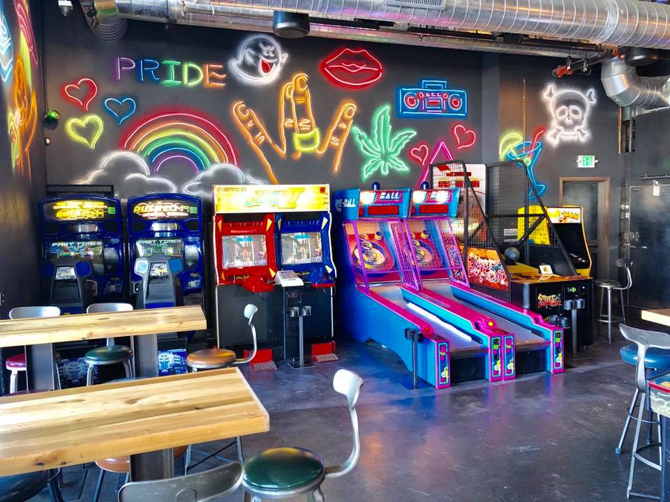 Free Cheap Sf >> The Detour Free Arcade Game Night | Every First Tuesday