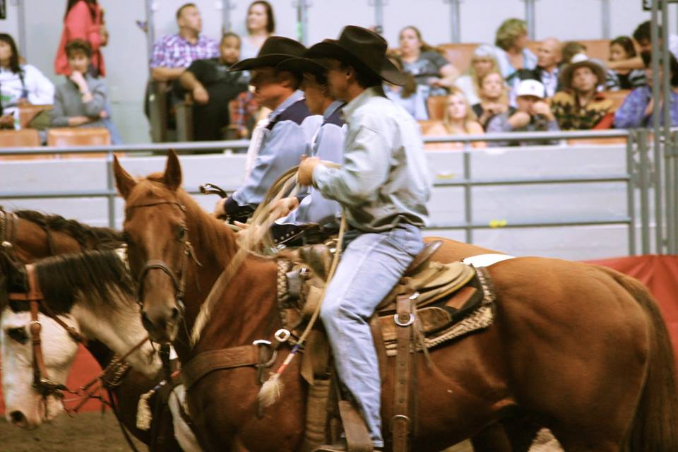 72nd Annual Grand National Rodeo Cow Palace