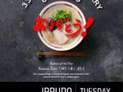 1-Day-Only $3.30 Ippudo Ramen | SoMa