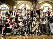 Colorful Brassy Funk, Rock & Jazz: MarchFourth | Great American Music Hall