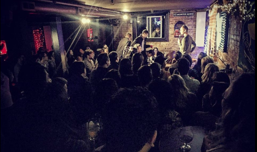 """The Setup's """"A Funny Thing Happened"""" Storytelling Night 