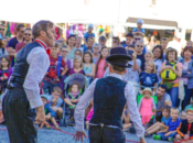 Free Circus Family Day 2018: Workshops, Acrobats & Storytime   Palo Alto